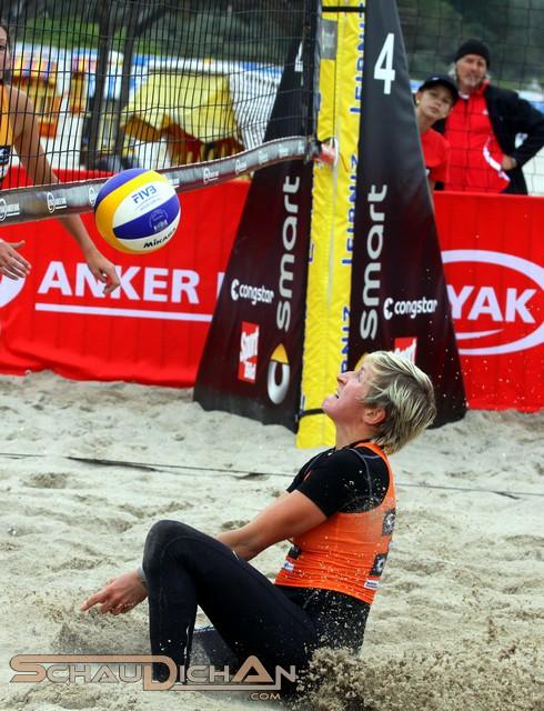 beach volleyball timmendorf: