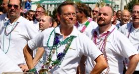 Christopher Street Day CSD in Hamburg (01.08.2015)