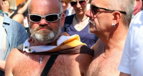 Christopher Street Day CSD in Hamburg (01.08.2015)