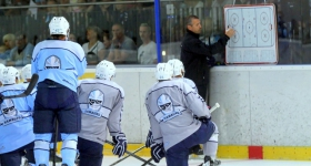 Hamburg Freezers Trainingsauftakt (05.08.2015)