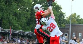 Hamburg Huskies vs. Braunschweig Lions (15.08.2015)