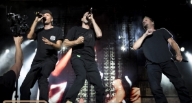 Die Fantastischen Vier in Hamburg (22.08.2015)