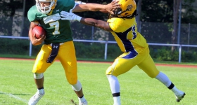 Elmshorn Fighting Pirates vs. Cologne Crocodiles (22.08.2015)