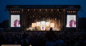 Cro Konzert in Hamburg (30.08.2015)