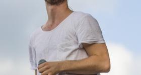 Mark Forster - NDR 2 Papenburg Festival 2015