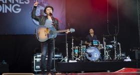 Johannes Oerding - NDR 2 Papenburg Festival 2015