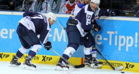 Hamburg Freezers vs. Herning Blue Fox (06.09.2015)