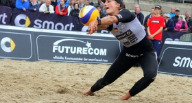 Deutsche Beach-Volleyball Meisterschaft 2015
