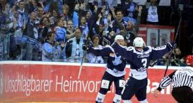 Hamburg Freezers vs. Eisbären Berlin (04.10.2015)