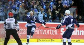 Hamburg Freezers vs. Kölner Haie (16.10.2015)