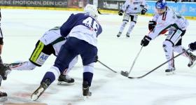 Hamburg Freezers vs. Augsburger Panther (01.11.2015)
