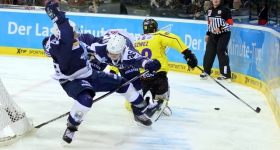 Hamburg Freezers vs. Krefeld Pinguine (13.11.2015)