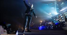 Simple Minds Konzert in Hamburg (17.11.2015)