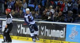 Hamburg Freezers vs. Straubing Tigers (13.12.2015)