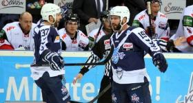 Hamburg Freezers vs. Kölner Haie (28.12.2015)