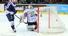 Hamburg Freezers vs. Augsburger Panther (17.01.2016)