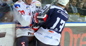 Hamburg Freezers vs. Adler Mannheim (22.01.2016)