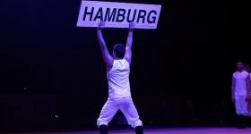 Feuerwerk der Turnkunst in Hamburg (23.01.2016)