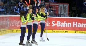 Hamburg Freezers vs. Düsseldorfer EG (31.01.2016)