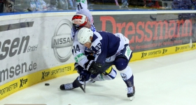 Hamburg Freezers vs. Schwenninger Wild Wings (21.02.2016)