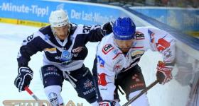 Hamburg Freezers vs. Adler Mannheim (28.02.2016)