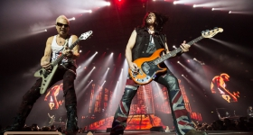 Scorpions in Hamburg (21.03.2016)