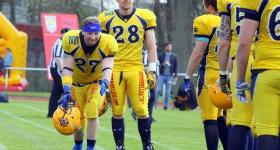 Elmshorn Fighting Pirates vs. Oslo Vikings (09.04.2016)
