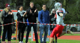Hamburg Huskies vs. Kiel Baltic Hurricanes (23.04.2016)