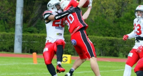 Hamburg Huskies vs. Braunschweig Lions (30.04.2016)