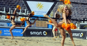 smart beach Girls in Hamburg (04.06.2016)