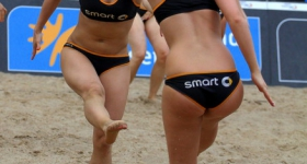 smart beach Girls in Hamburg (05.06.2016)