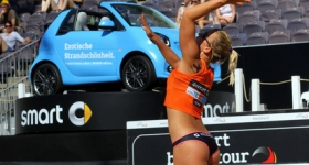 smart beach tour in Hamburg (04.06.2016)