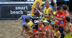 smart beach tour in Hamburg (05.06.2016)