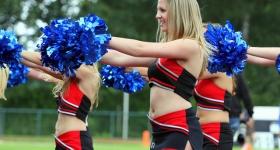 Starlets Cheerleader Norderstedt (02.07.2016)