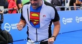 ITU World Triathlon in Hamburg (17.07.2016)