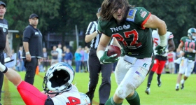 Hamburg Huskies vs. Kiel Baltic Hurricanes (20.08.2016)