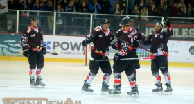 Crocodiles Hamburg vs. Rostock Piranhas (23.09.2016)