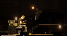 Yann Tiersen in Hamburg (13.10.2016)