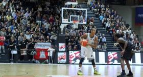 Hamburg Towers vs. ETB Wohnbau Baskets Essen (23.10.2016)