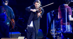 David Garrett Konzert in Hamburg (25.11.2016)