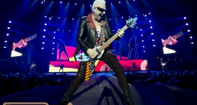 Scorpions Konzert in Hamburg (29.11.2016)