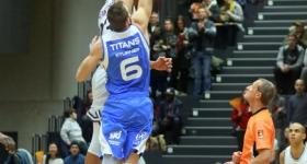 Hamburg Towers vs. Dresden Titans (03.12.2016)
