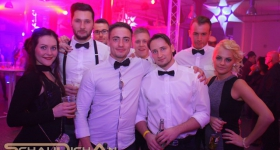Silvester Party im Hühnerposten Hamburg (31.12.2016)