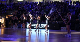 Hamburg Towers vs. Uni Baskets Paderborn (04.02.2017)