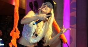 Mia Julia Auftritt auf das LILABE Hamburg (17.02.2017)