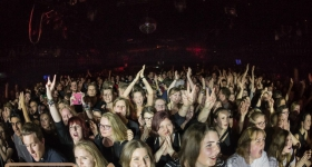 Royal Republic Konzert in Hamburg (18.02.2017)