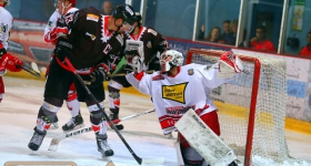 Crocodiles Hamburg vs. ESC Wedemark Scorpions (05.03.2017)