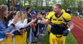 Elmshorn Fighting Pirates vs. Oldenburg Knights (06.05.2017)