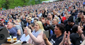 Lotto King Karl Konzert im Stadtpark Hamburg (13.05.2017)
