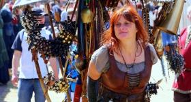 Mittelalterlich Phantasie Spectaculum 2017  in Hohenwestedt